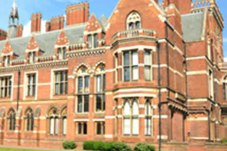 Kelham Hall - Murder Mystery Evening with Three Course Dinner - Save 53%
