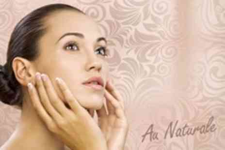 Au Naturale - Facial - Save 66%