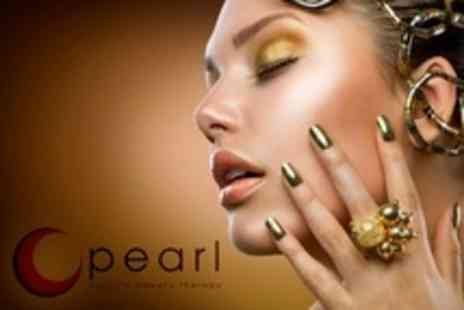 Pearl Beauty - Minx Manicure - Save 63%