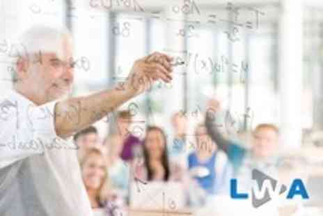London Waterloo Academy - Five GCSE Maths Classes - Save 71%