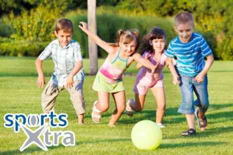 Sports Xtra - Childrens Sports Activity Day with Choice of Activities including Spy School - Save 60%