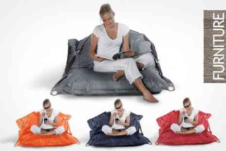 ILocal Furniture - Indoor or Outdoor Beanbag - Save 60%