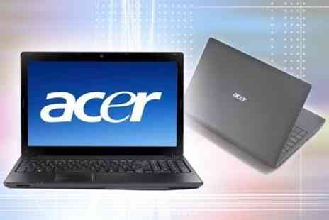Outlet Zone - Acer Aspire 5253 Laptop - Save 50%