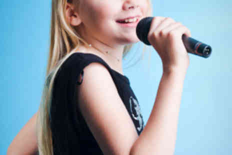 Vocademy - Ten One Hour Singing Lessons for 7 to 14 Year Olds - Save 65%