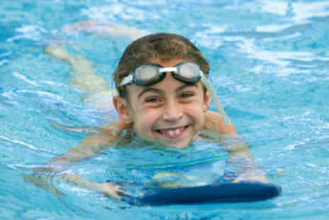 Sport Education - 12 Kids Swimming Lessons - Save 54%