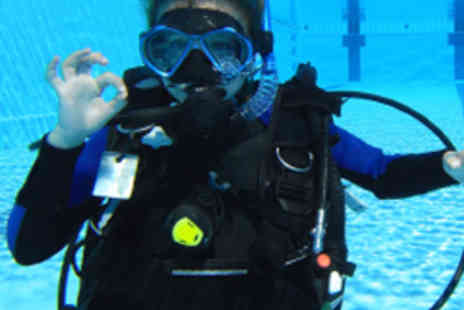 Divemaster Scuba - Two Hour Beginner Scuba Diving Lesson - Save 60%