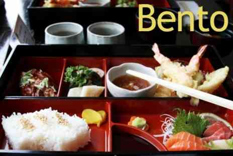 Bento - Two Course Japanese Meal With Rice and Beer For Two - Save 52%