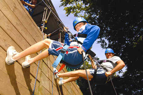 PGL Holidays - seven day all inclusive adventure break for parents, a action-packed adventure break! - Save 53%
