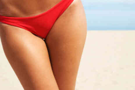 Beauty Republica - Brazilian Bikini plus Full Leg Wax or Full Mani/Pedi - Save 60%