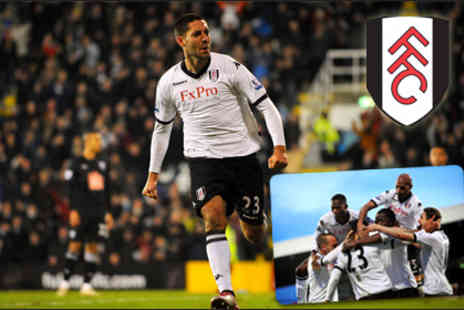 Fulham Football Club - Ticket to see Fulham vs Bolton at Craven Cottage on Wednesday 27th April 2011 - Save 50%