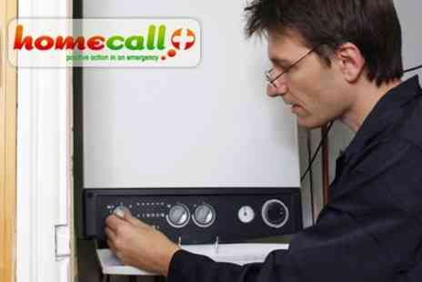 Home Call Plus - Full Boiler Service and Inspection - Save 69%