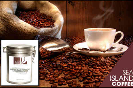 Sea Island Coffee Limited - £15 for a 250g Jamaica Blue Mountain Coffee gift tin including delivery - Save 61%