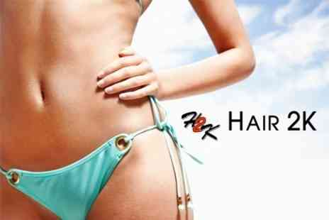 Hair 2K - Full Body Spray Tan - Save 64%