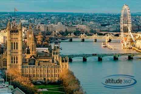 Altitude London - Enjoy Stunning Views of London with Brunch in the Sky or NewYork Brunch Party - Save 64%
