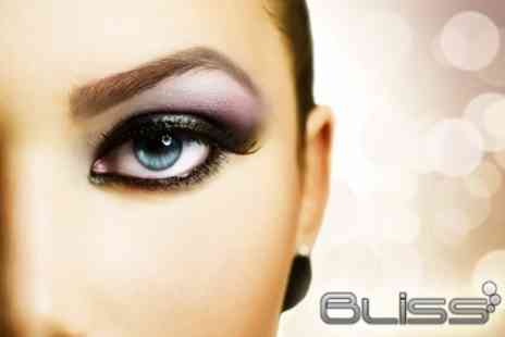 Bliss Beauty Spa - Nouveau Lash Extensions With Eyebrow Shape - Save 60%