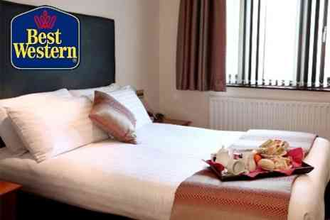 Best Western Guide Post Hotel - One Night Stay For Two With Two Course Dinner and Breakfast - Save 59%