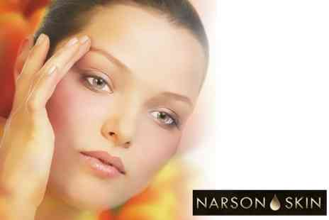Narson Skin - Voucher Towards Moroccan Argan oil and Chilean Rosehip Oil Skincare Products - Save 60%