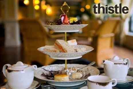 The Grand Hotel, Bristol - Champagne Afternoon Tea For Two and All Day Spa Access - Save 60%