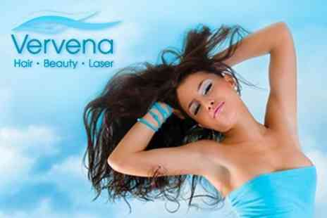 Vervena - Six Sessions of Soprano Laser Hair Removal - Save 88%