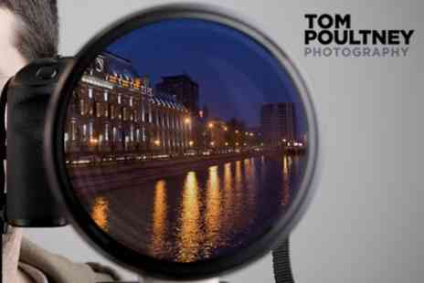Tom Poultney Photography - Three Hour Photography Class - Save 58%