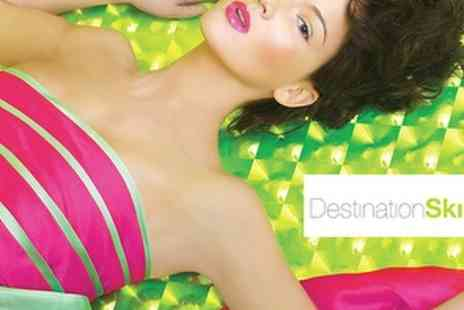 DestinationSkin - Course of 3 Signature Stem Cell Facials - Save 61%