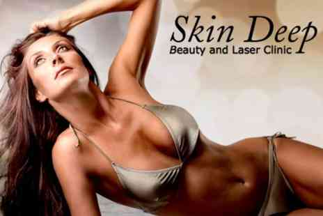 Skin Deep Beauty and Laser Clinic - Two Spray Tan Sessions - Save 61%