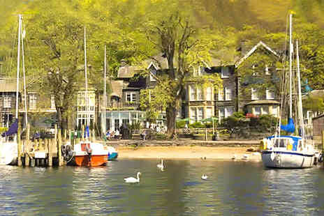 Waterhead Hotel - Two night s bed and breakfast for two, glorious Lake District break - Save 67%