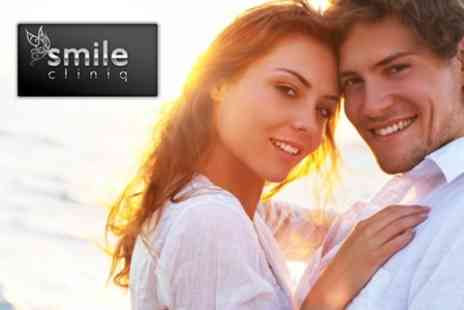 Smile Cliniq - Dental Examination, Scale and Polish With Two Digital X-Rays for £39 - Save 76%