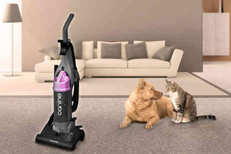Premium Cookware - Canine and Friends upright vacuum cleaner and eliminate pet hairs from your home - Save 65%