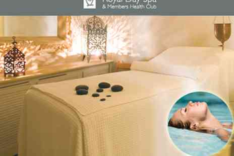 Royal Day Spa, Royal Tunbridge Wells - Regal Spa Day with Two Treatments - Save 77%