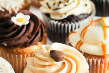 Chittys Cake Company - 12 Cupcakes - Save 54%