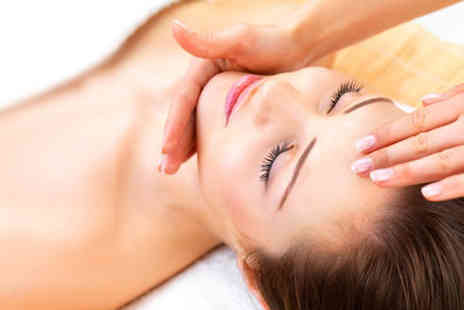 Addiction Beauty Salon - Luxury aromatherapy facial with a scalp and head massage - Save 70%