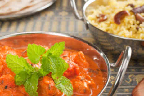 Green Chilli Cafe - Indian Tapas Meal with a Drink Each for Four - Save 68%