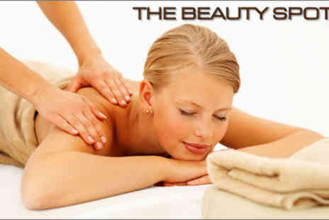 The Beauty Spot - 60-minute full body Swedish massage - Save 75%