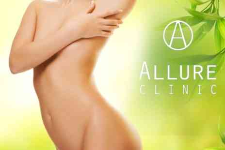 Allure Clinic - Six Sessions of Laser Lipo - Save 74%