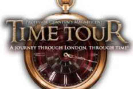 Ghost BusTours - A Theatrical Time Bus Tour Around London - Save 56%