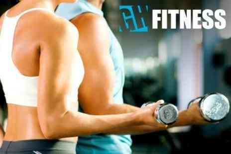 GH Fitness - Five Personal Training Sessions - Save 81%