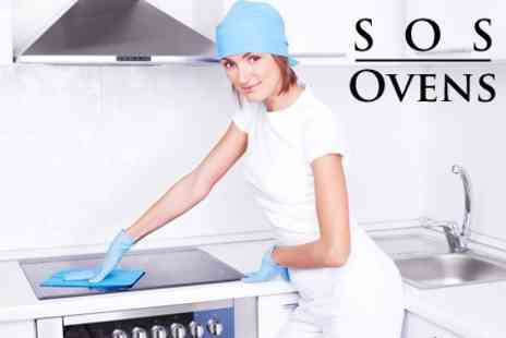SOS Ovens - Oven, Hob and Extractor Fan Deep Clean - Save 60%