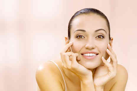 London Beauty and Tanning -Three one hour Caci facials - Save 70%