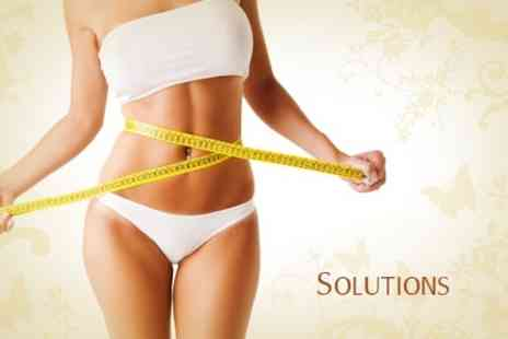 Solutions - Three Laser Lipo Session - Save 78%