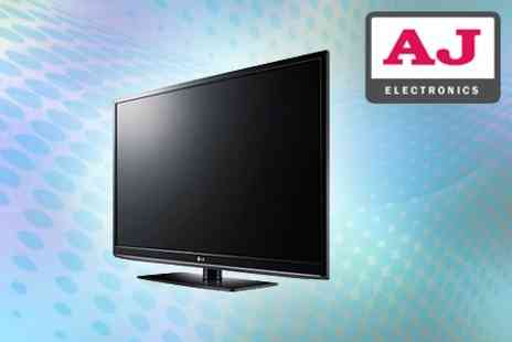 AJ Electronics - Brand New 2011 42 LG Plasma TV - Save 50%