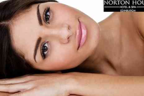 Norton House Hotel and Spa - Spa Day with Luxury Elemis Facial Treatment - Save 50%