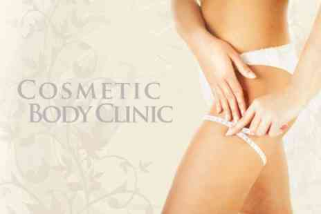 Cosmetic Body Clinic - Six Laser Lipo Treatments - Save 74%