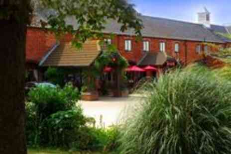 The Olde Barn Hotel - Lincolnshire Stay for 2 Olde Barn Hotel Grantham - Save 58%