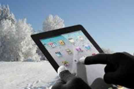 Smartass Marketing - Touchscreen Smart Gloves - Save 80%