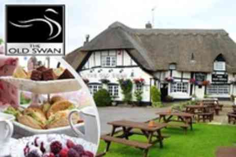 The Old Swan - Afternoon Tea For Two - Save 40%