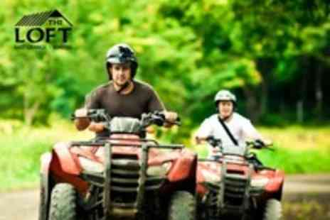 The Loft - Adventure Activities Such as Quad Bikes and Laser Tag - Save 50%