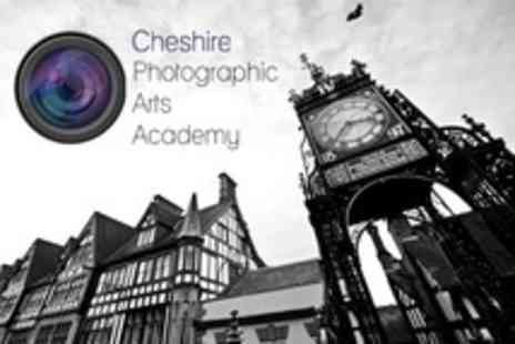 Cheshire Photographic Arts Academy - Chester at Night Photography Course - Save 60%