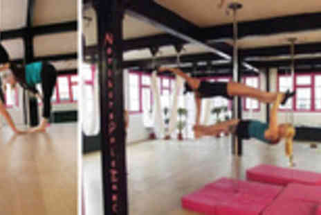 Northern Pole Dance - Pole dancing six classes over six weeks - Save 57%