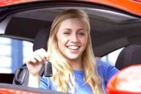 CMSM Driving School -  4x one hour driving lessons plus online theory tuition - Save 88%